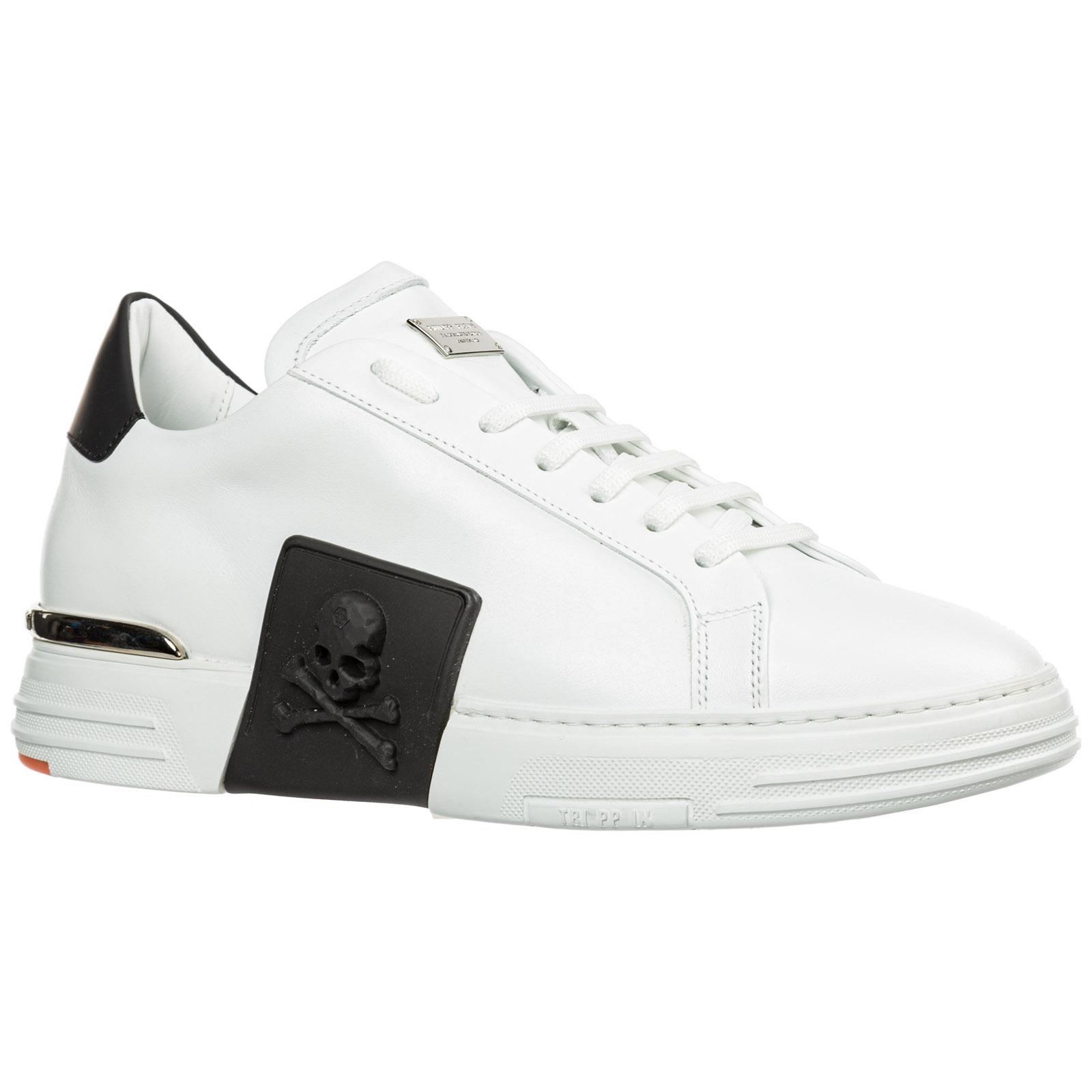 reputable site 878e1 2f311 Scarpe sneakers uomo in pelle