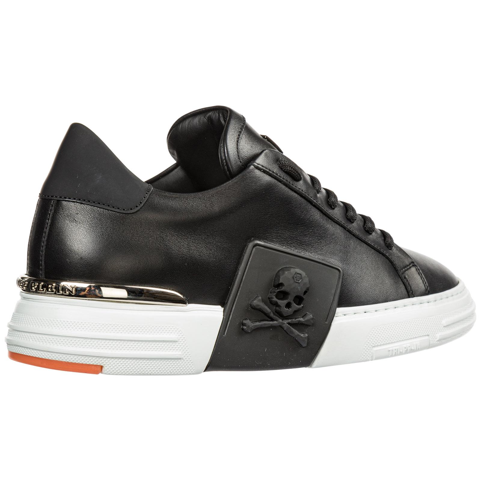 plus de photos 8222d 98acc Chaussures baskets sneakers homme en cuir