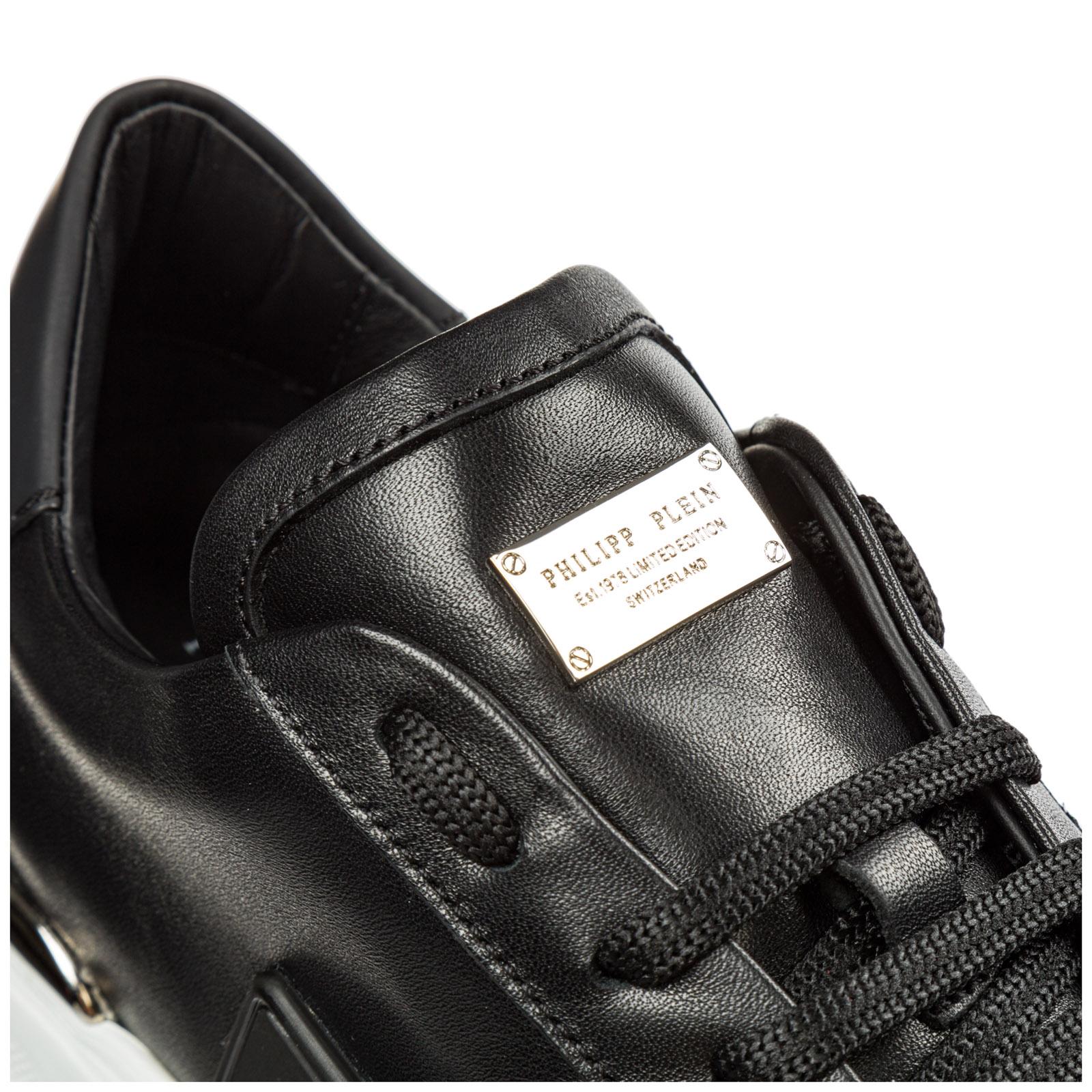philipp plein sneakers black