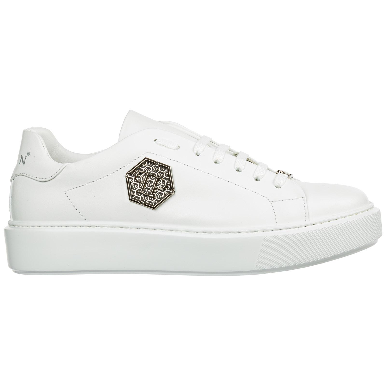 reputable site fafee 9f1b9 Scarpe sneakers uomo in pelle