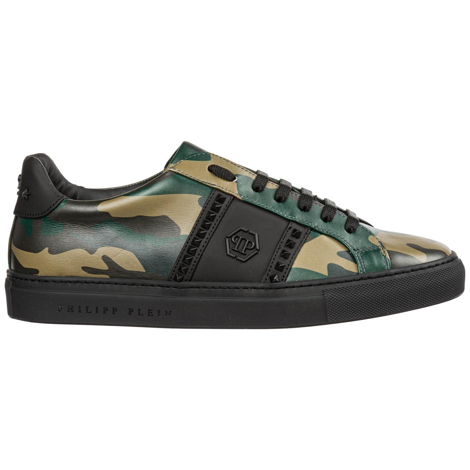 super qualità offrire sconti qualità incredibile Scarpe sneakers uomo in pelle