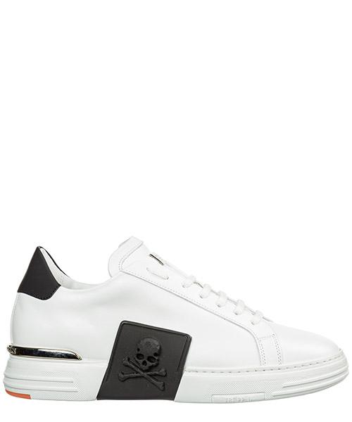 Sneaker Philipp Plein a19s-msc2275-ple075n bianco