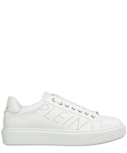 Sneaker Philipp Plein a19s-msc2391-ple075n bianco