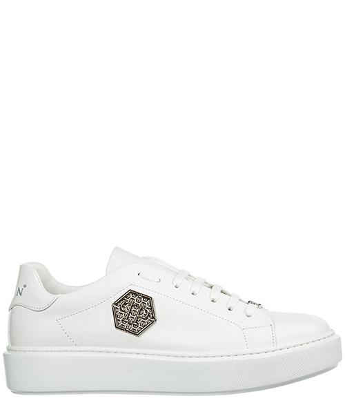 Sneaker Philipp Plein a19s-msc2392-ple075n bianco