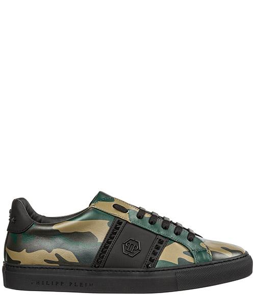 Sneaker Philipp Plein a19s-msc2518-ple067n verde