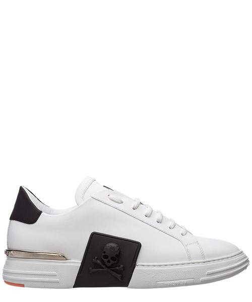 Sneakers Philipp Plein phantom kick$ F19S-MSC2276-PLE008N white