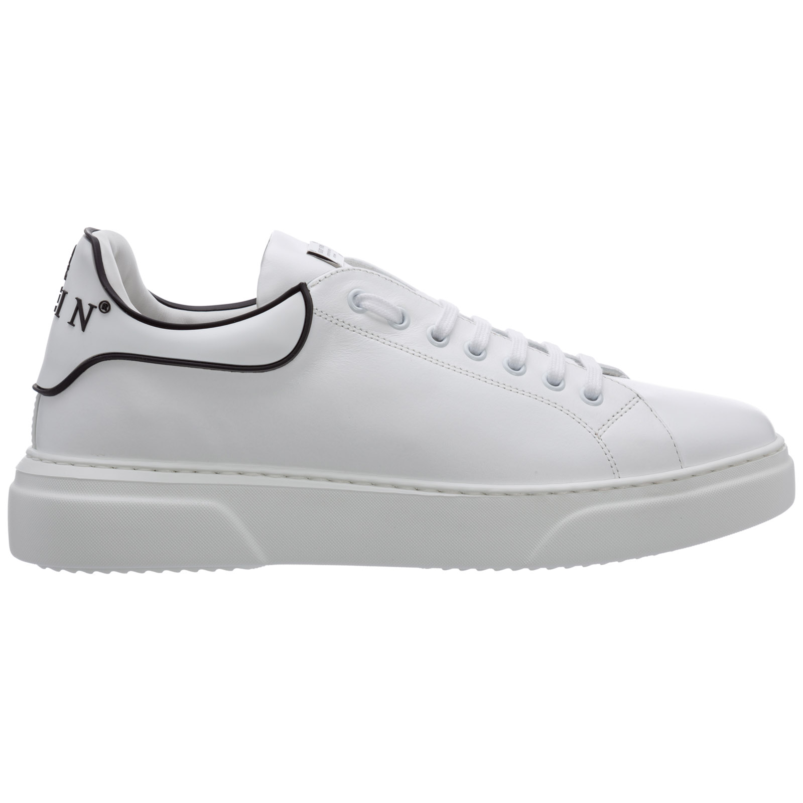 Philipp Plein MEN'S SHOES LEATHER TRAINERS SNEAKERS BIG BANG
