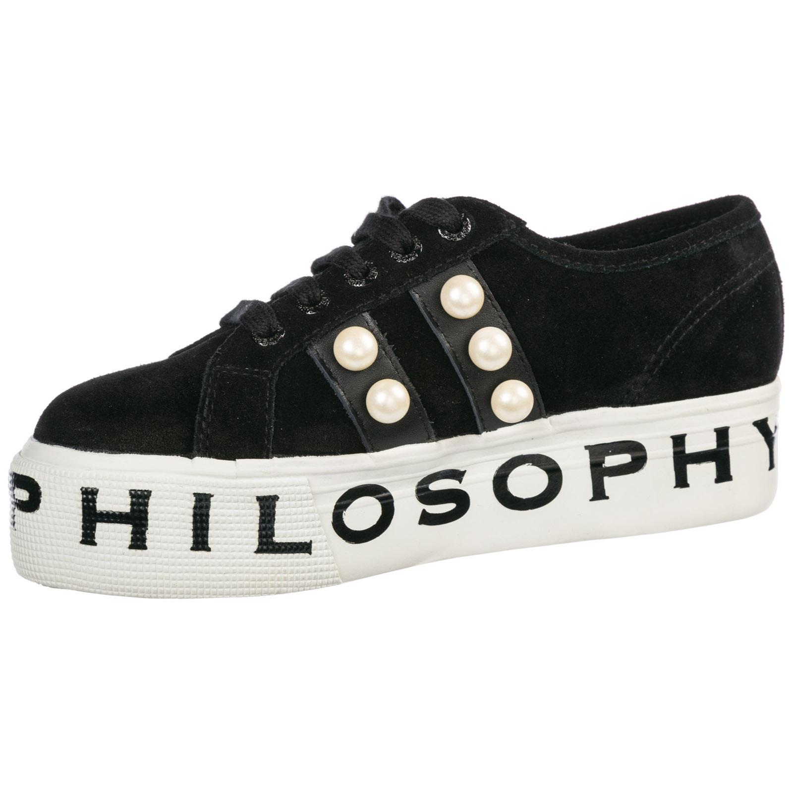 Sneakers Philosophy di Lorenzo Serafini Superga J32027174055535 nero ... 998081a7fbe