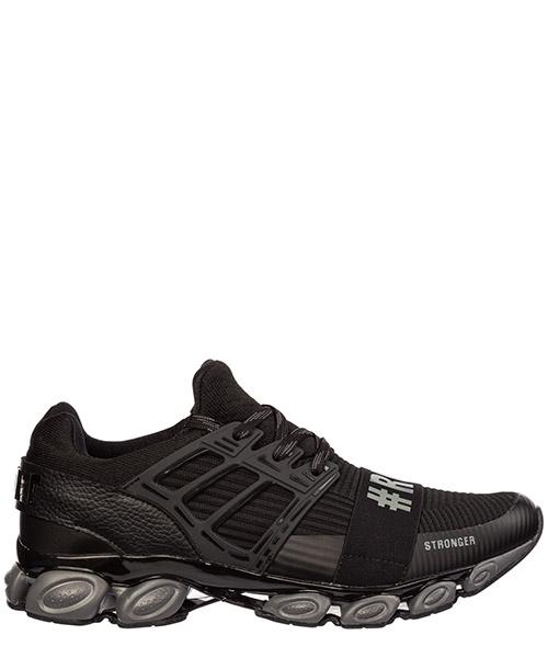 Sneaker Plein Sport runner original a19s usc0012 sxv002n black