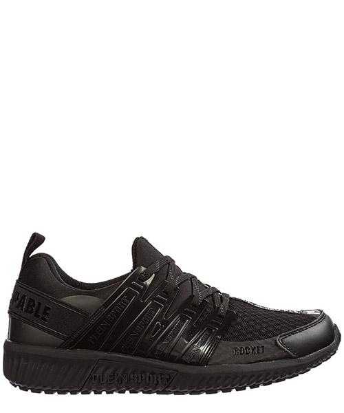 Sneaker Plein Sport Runner Unstoppable A19S USC0014 STE025N nero
