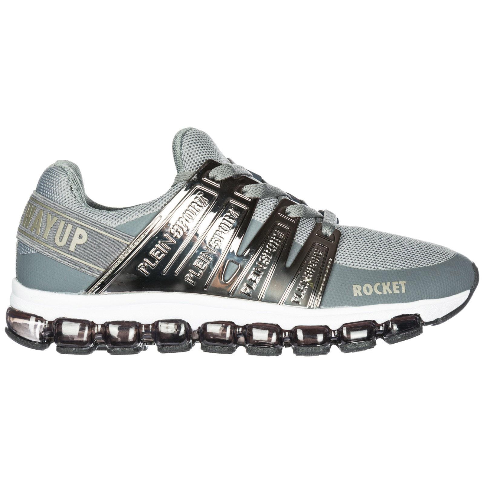 plein sport scarpe  Scarpe running Plein Sport Rocket F18S-MSC1381-SXV001N dark grey ...