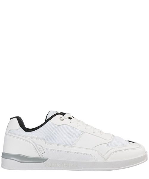 Zapatillas  Plein Sport Runner Original P19S MSC2031 STE003N bianco
