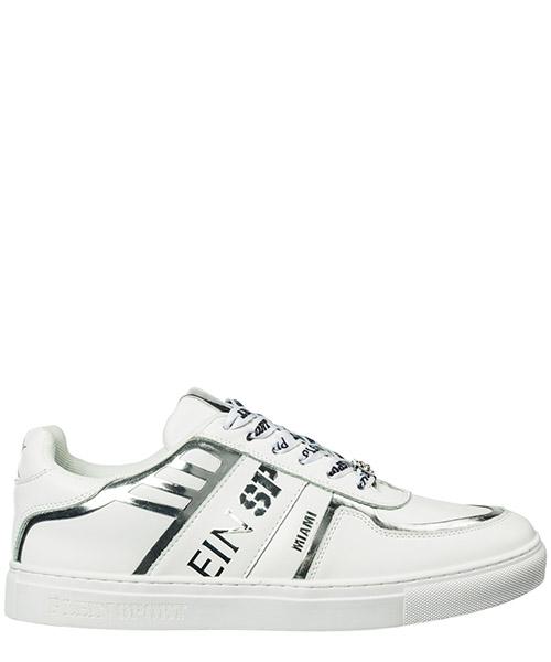 Sneaker Plein Sport Tiger S19S MSC_1869 STE003N bianco