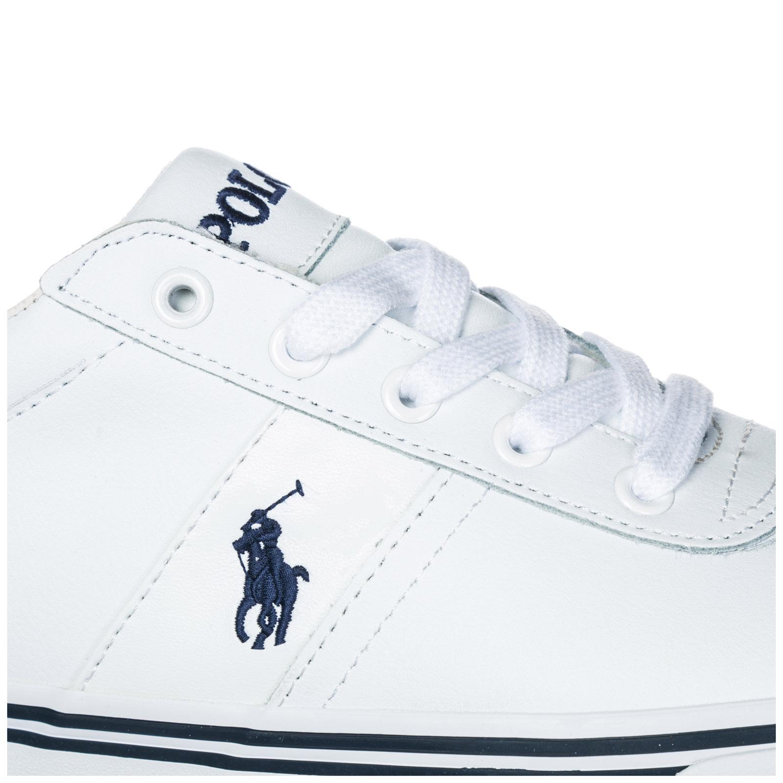 Hanford Homme Sneakers Baskets En Chaussures Cuir W9EH2DI