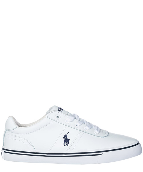 Turnschuhe Polo Ralph Lauren Hanford 816168180110 white