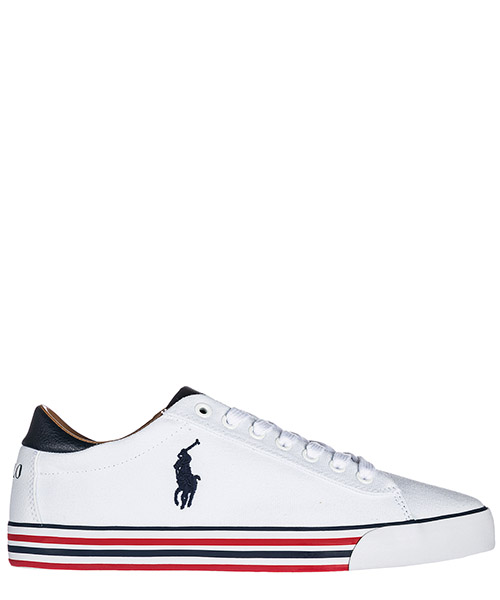 Sneakers Polo Ralph Lauren Harvey 816190758EAD bianco