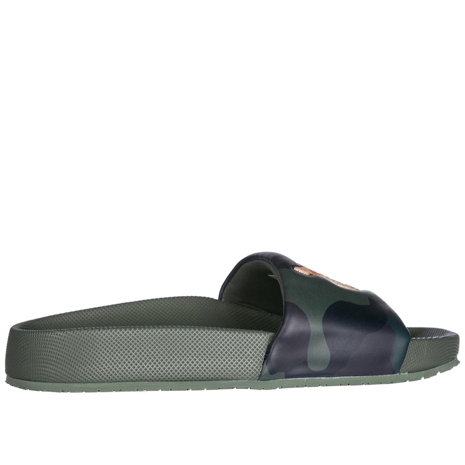 4ec5076cc Polo Ralph Lauren Men s slippers sandals rubber