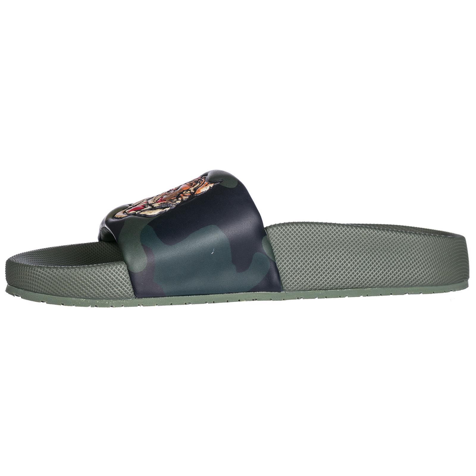 ab852b813 Slides Polo Ralph Lauren 816699472001 verde