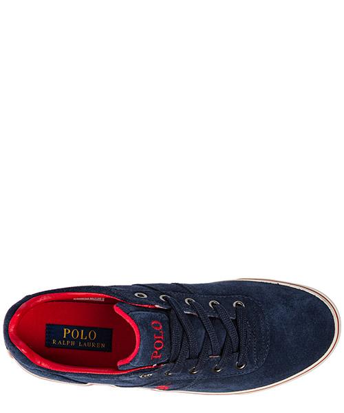 Scarpe sneakers uomo camoscio hanford secondary image