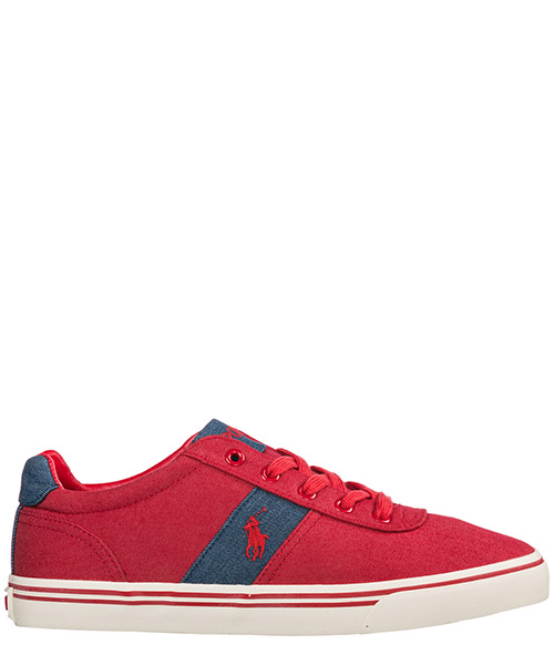 Sneakers Polo Ralph Lauren Hanford 816688415005 red