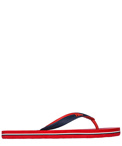 Zehentrenner Polo Ralph Lauren 816691292004 red