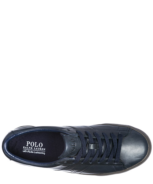 Chaussures baskets sneakers homme en cuir sayer secondary image