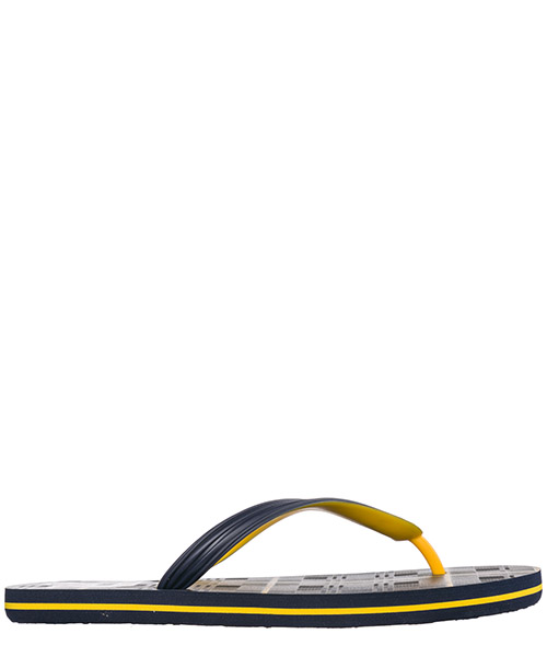 Men's rubber flip flops sandals  whittlebury