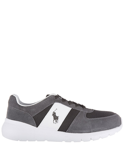 Sneakers Polo Ralph Lauren A85XZ4Z2 XY4Z2 XW4QT charcoal grey