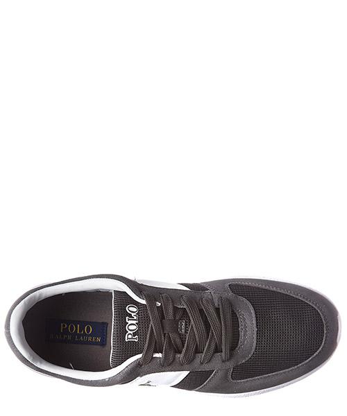 Zapatos zapatillas de deporte hombres en ante cordell secondary image