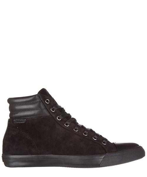 Zapatillas altas Polo Ralph Lauren A85 Y0465 DC011R02SE nero