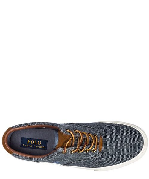 Zapatos zapatillas de deporte hombres en algodón vaugh secondary image