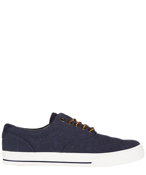 Zapatillas  Polo Ralph Lauren Vaughn A85 Y2037 DC041R445L dark blue heath
