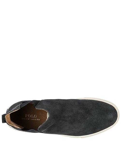 Polacchine stivaletti scarpe uomo camoscio jonny secondary image