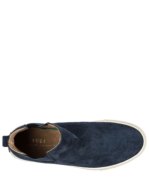 Botines zapatos en ante hombres jonny secondary image