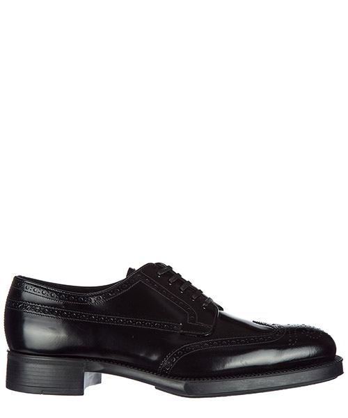Высокие каблуки Prada 1E247FP39F0002 nero