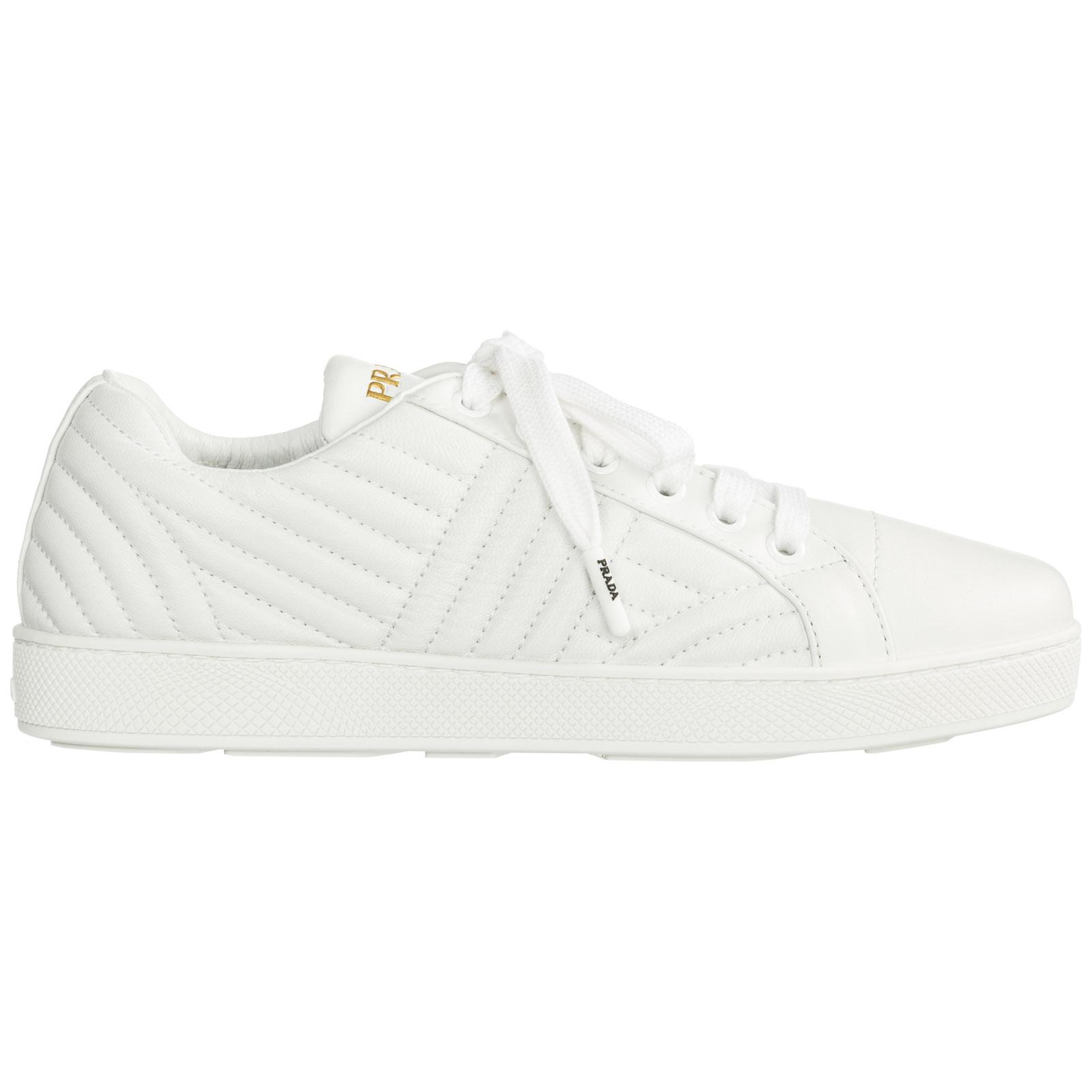 8cb66c82d467 Sneakers Prada 1E254L 77F F0009 F 005 bianco