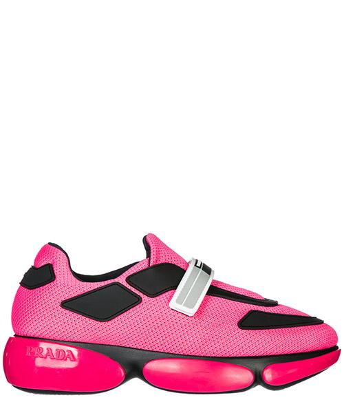 Sneakers Prada Cloudbust 1E293I_3KNA_F0O0H_F_DB40 knit fluo