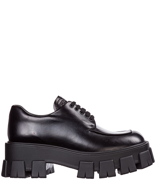 Lace-up shoes Prada 1E708L_B4L_F0002_F_055 nero