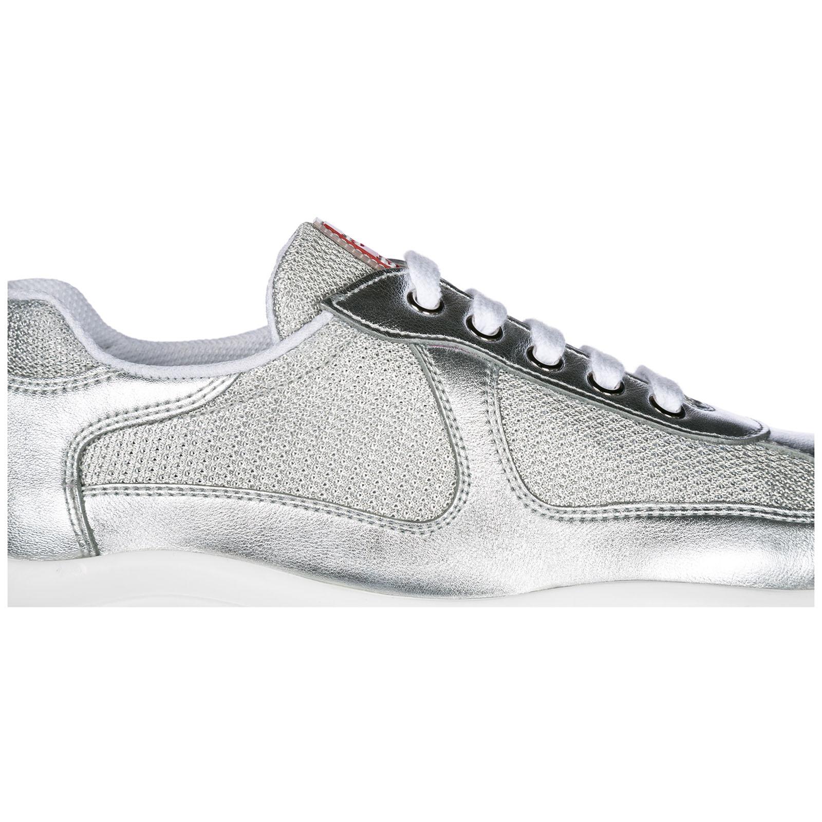 8311336c41 Sneakers Prada 1E795I6GWF0118 argento | FRMODA.com