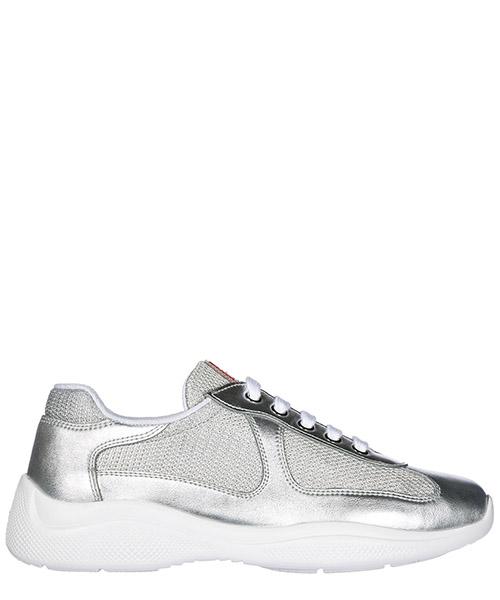 Sneakers Prada 1E795I6GWF0118 argento