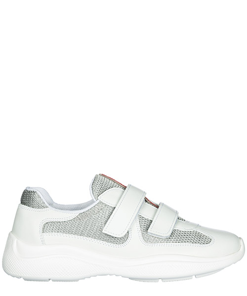 Sneakers Prada America's Cup 1E796I_6GW_F0J36_F_025 bianco+argento