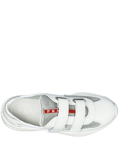 Scarpe sneakers donna in pelle america s cup secondary image
