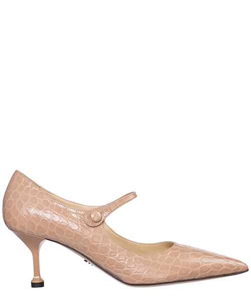Zapatos de salón Prada 1i491l_zo1_f0236 rosa