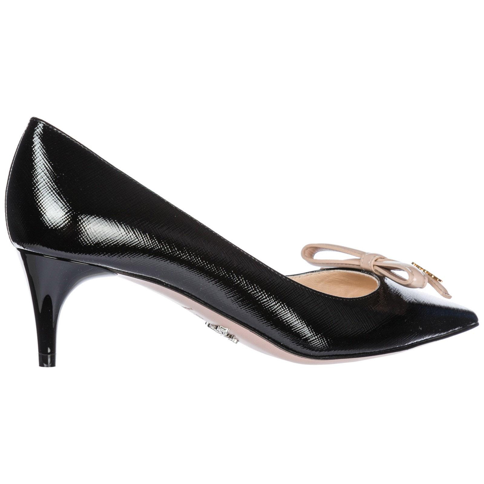 ... Decolletes decoltè scarpe donna con tacco pelle ... fb8d080a891
