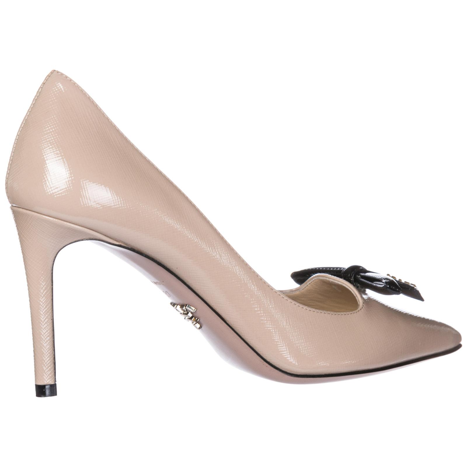 ... Decolletes decoltè scarpe donna con tacco pelle ... 3f877167490