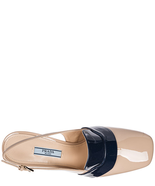 Damen leder sandalen mit absatz sandaletten secondary image