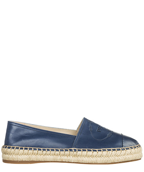 Slip-on Prada 1S619I_3APX_F0016_F_020 bluette