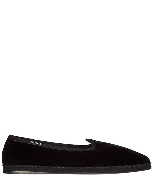 Slip-on shoes Prada 1S649F27068NERO nero