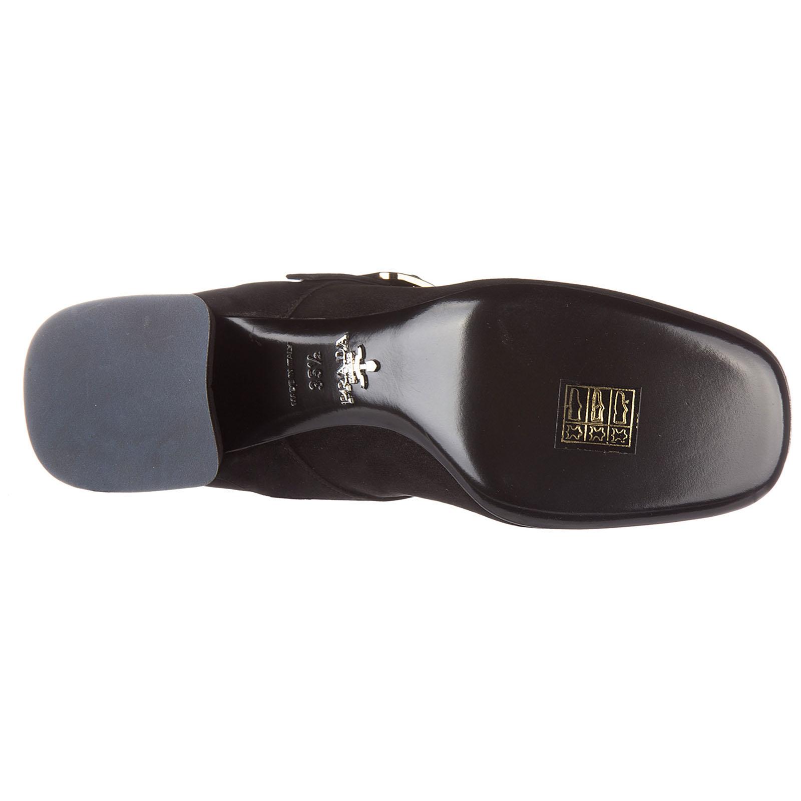 Botines de tacón botas mujer en ante