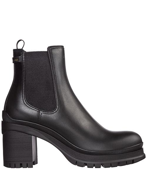 Сапоги на каблуках Prada 1T582L_3A6H_F0002_F_055 nero